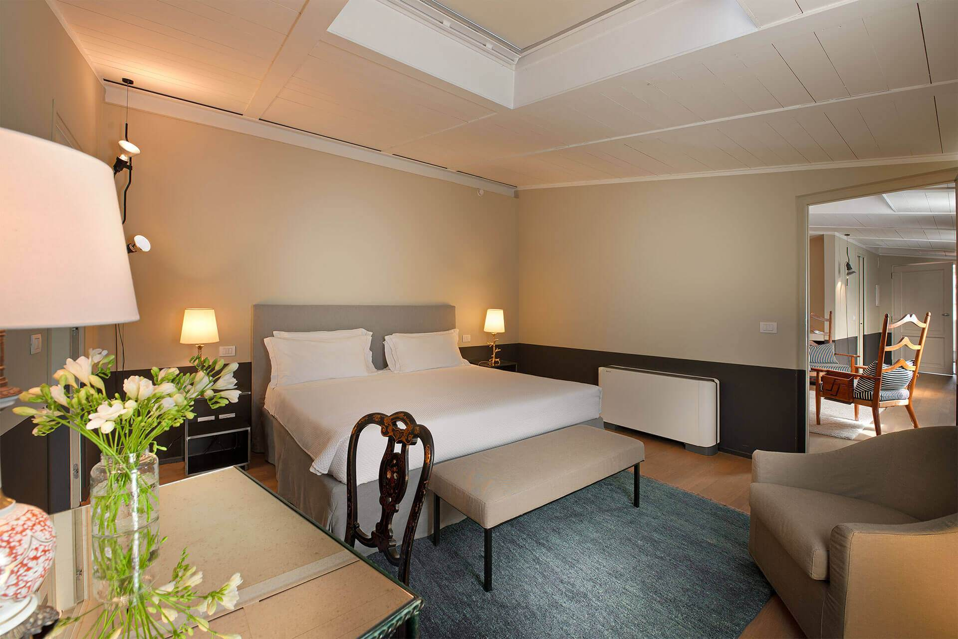 Charming hotel maison borella milan official site milan for Hotel maison
