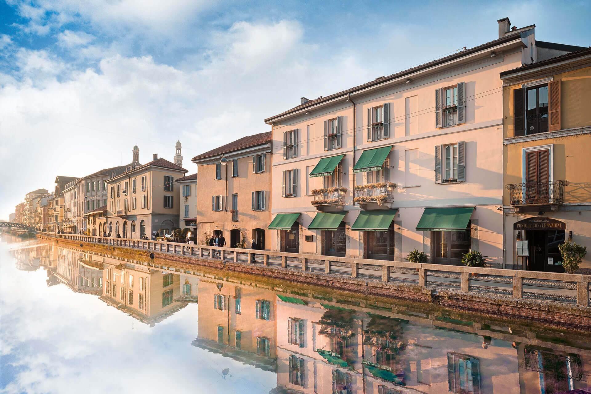 Charming Hotel Maison Borella Milan Official Site | Milan 4 Star ...