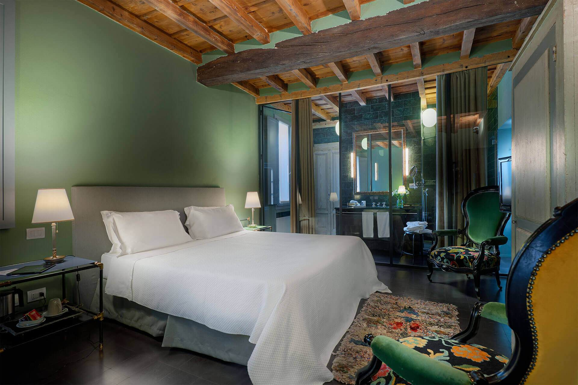Rooms: Charming Hotel Maison Borella Milan Official Site
